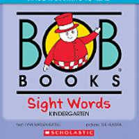 BOB Books Sight Words - Kindergarten