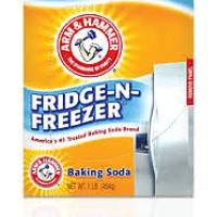 Baking Soda for the Refrigerator