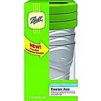 Ball Plastic Freezer Jar 8 Ounces
