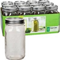 Ball Wide Mouth Jars