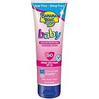 Banana Boat Baby Sunscreen Tear-Free Sting-Free Sunscreen Lotion - SPF 50