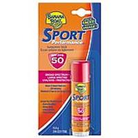Banana Boat Sunscreen Sport Performance Broad Spectrum Sun Care Sunscreen Stick - SPF 50