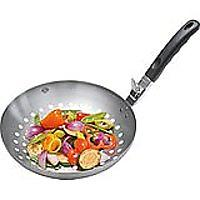 Barbecue Vegetable Wok