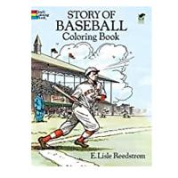 Baseball Coloring Books