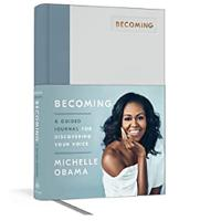 Becoming: A Guided Journal for Discovering Your Voice