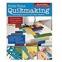 Beginner's Quilting Books