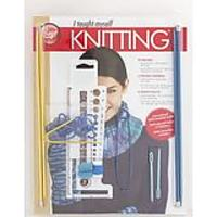 Beginners Teach Yourself Knitting Set