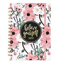 Believe in Yourself 2021 Day Planner
