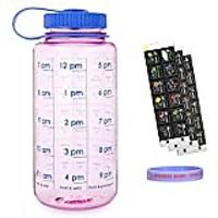 Belly Bottle Pregnancy Gifts Water Bottle Intake Tracker