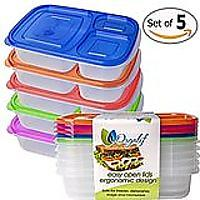 Bento Lunch Box Containers