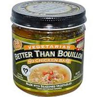 Better Than Bouillon No Chicken Base