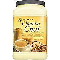Big Train Chamba Chai Spiced Tea Latte Mix
