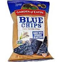 Blue Tortilla Chips