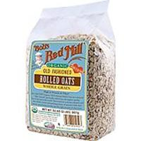 Bob's Red Mill Organic Regular Rolled Oats