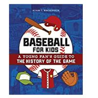 Books About Baseball for Kids