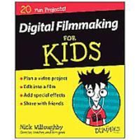 Books About Film Making for Kids