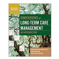 Books About Long-term Health Care