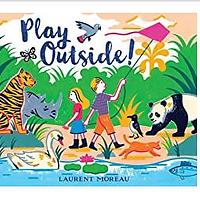 Books About Playing Outside