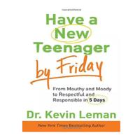 Books About Raising Teenagers