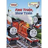 Books About Trains