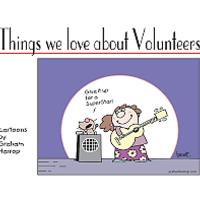 Books About Volunteering