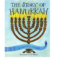 Books about Hanukkah