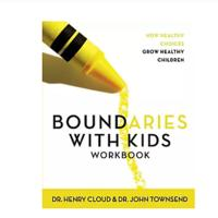 """Boundaries With Kids Workbook"""