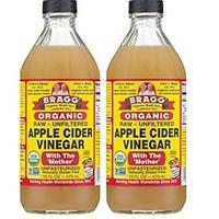 Bragg's Apple Cider Vinegar, 2 Pack (Bestseller)