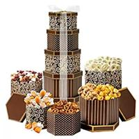 Broadway Basketeers Chocolate & Sweets Gift Tower
