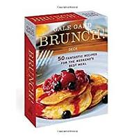 Brunch Deck: 50 Fantastic Recipes for the Weekend's Best Meal Cards