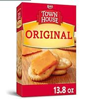 Buttery Crackers