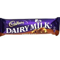 Cadbury's Dairy Milk Chocolate Whole Nut