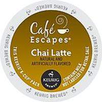 Café Escapes Chai Latte K-Cup
