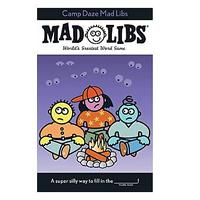 Camp Daze Mad Libs