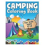 Camping Coloring Books