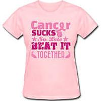 Cancer Sucks T-shirts