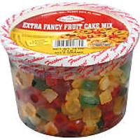 Candied Fruit for Fruitcake