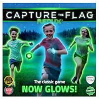 Capture the Flag: The Original Glow-in-The-Dark Outdoor Game
