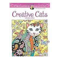 Cat Coloring Books