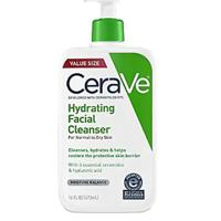 CeraVe Hydrating Face Wash (For Purifying)
