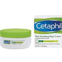 Cetaphil Rich Hydrating Night Cream (For Hydration)