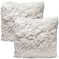Chanasya Shaggy Chic Pillow Sham