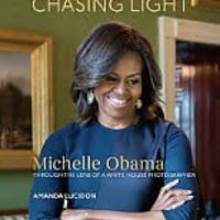 """Chasing Light: Michelle Obama Through the Lens of a White House Photographer"""