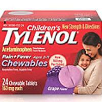 Chewable Children's Tylenol