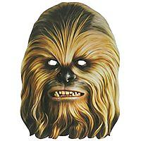 Chewbacca Official Star Wars Paper Mask