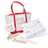 Children's Custom Artwork Gift Set by Cece Dupraz