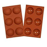 Chocolate Bomb Molds