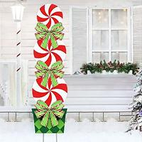 Christmas Candy Decoration Sign (Bestseller)