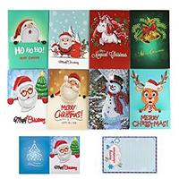 Christmas Cards Diamond Art (8 Pack)
