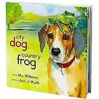 """City Dog, Country Frog"" by Mo Willems"